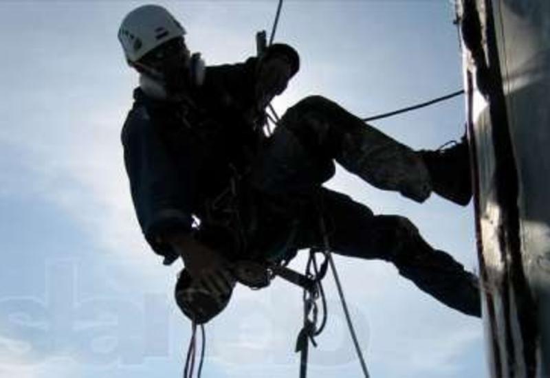 Требуются промышленные альпинисты тверь
