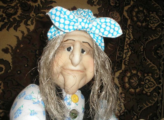 Как сшить куклу бабу 491