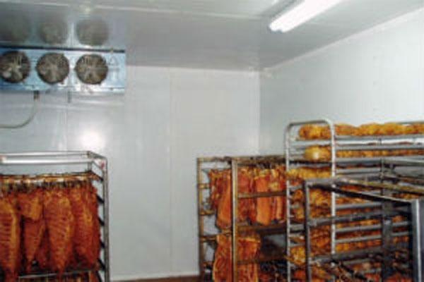 Как построить холодильную камеру своими руками для охлаждения мяса 33